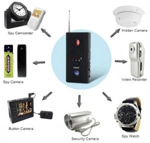 Anti Spy bug Detector